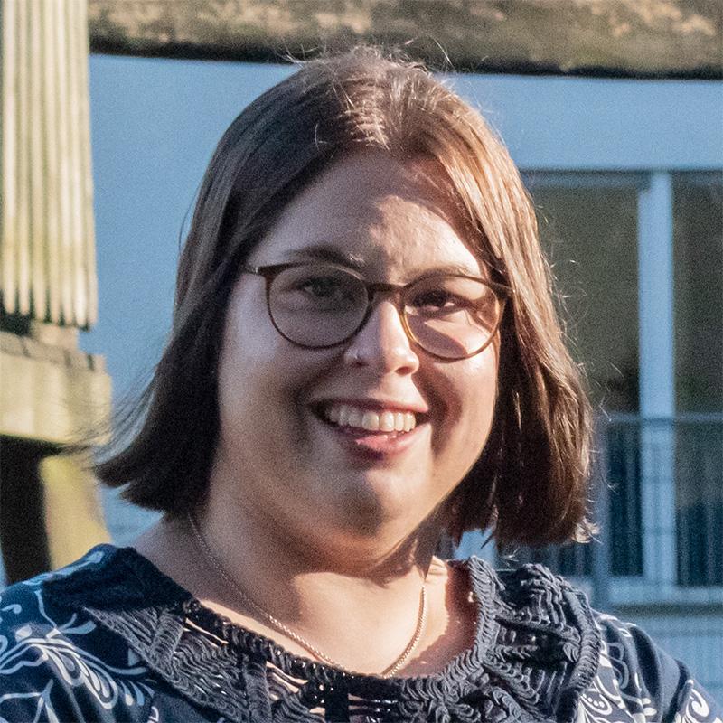 Frau Sarah P.